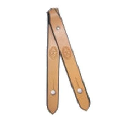 Double Diamond slobber straps - Light