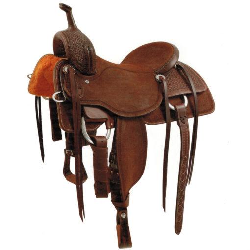 Matt Gaines Signature Series Cutting Saddle