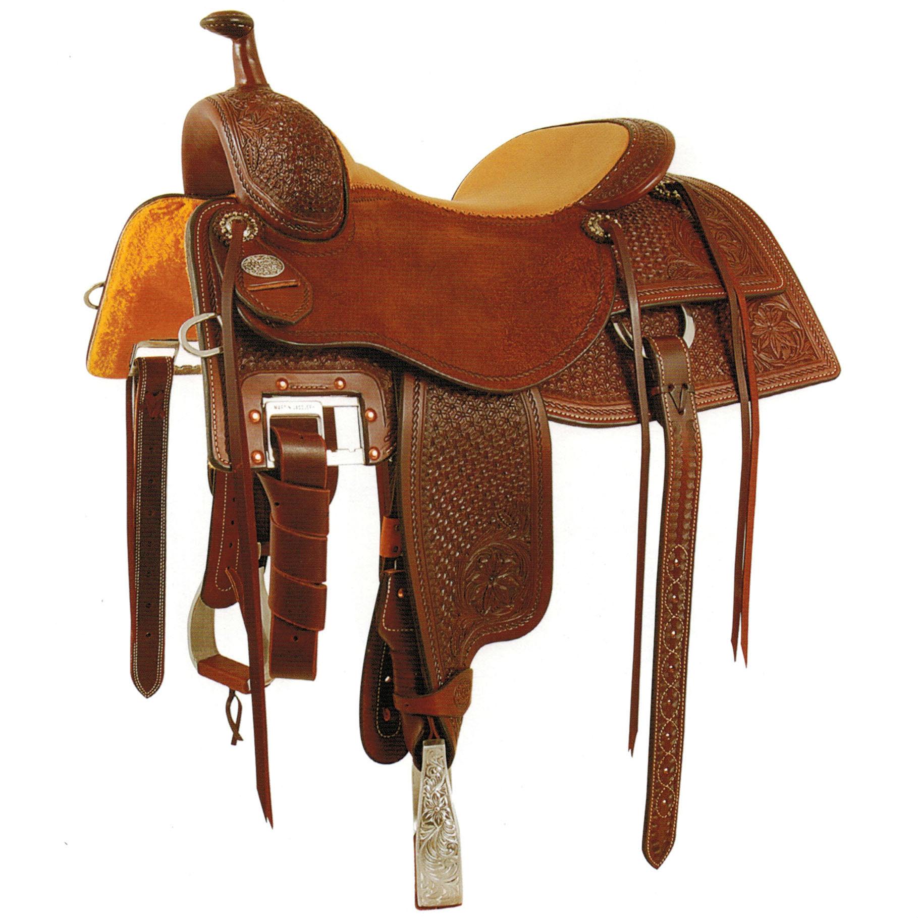 martin saddlery working cowhorse