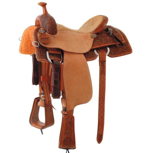 Martin X-T Team Roper Saddle