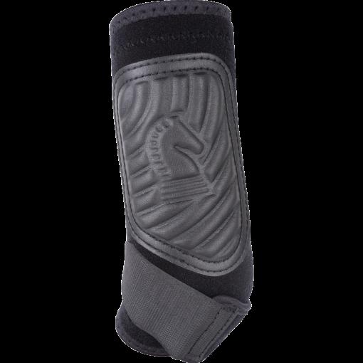 Black color CE boots