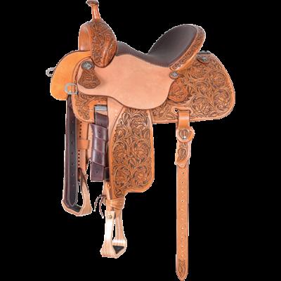 Martin Saddlery STINGRAY Barrel Saddle