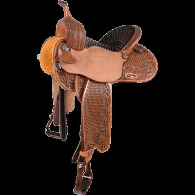 Martin Saddlery FEARLESS Barrel Saddle